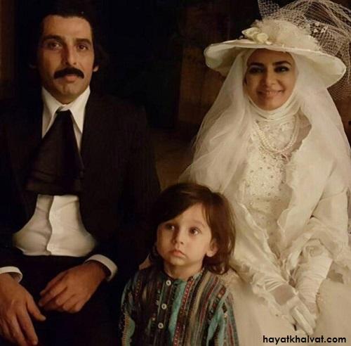 لیندا کیانی عروس شد! + عکس