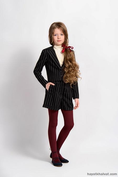 لباس رسمی پاییزه دخترانه