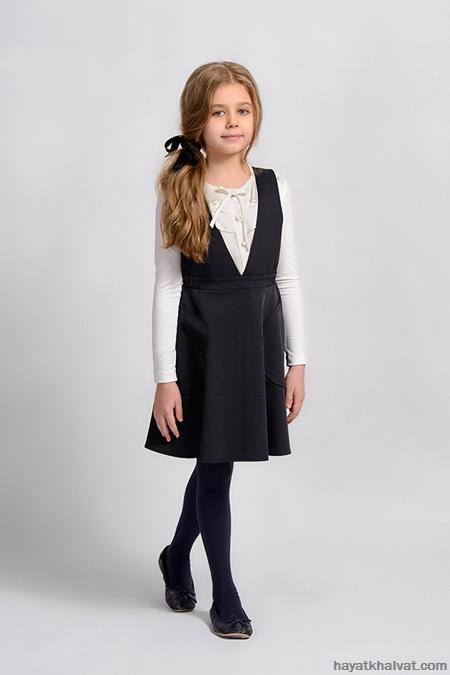عکس مدل لباس رسمی پاییزه دخترانه