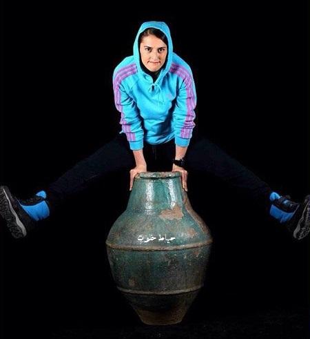 بیوگرافی و عکس های مهسا احمدی
