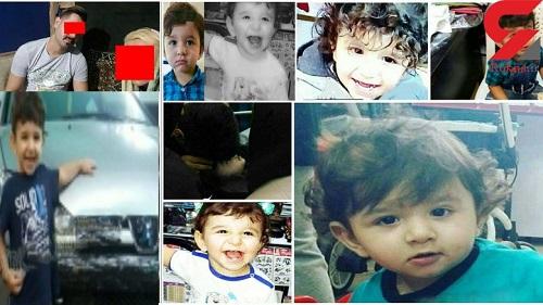 عکس های اهورا پسر بچه 2 ساله گیلانی