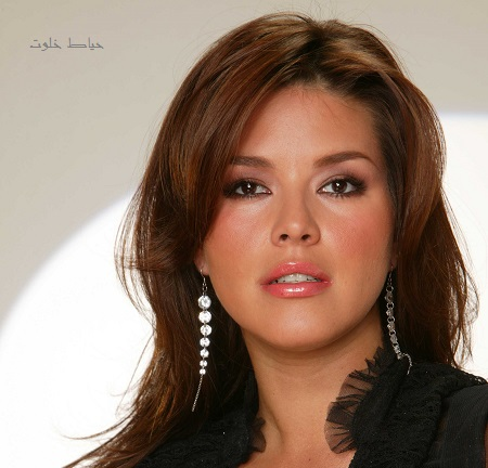 الیسا مکادو زیبارویی از نژاد لاتین (Alicia Machado)