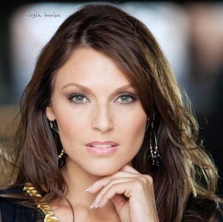مونا گرود ملکه زیبایی دوزخ و زیباترین چهرۀ تلویزیونی نروژ (Mona grudt)