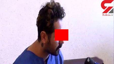 مصاحبه با قاتل اهورا, قاتل اهورا 2 ساله