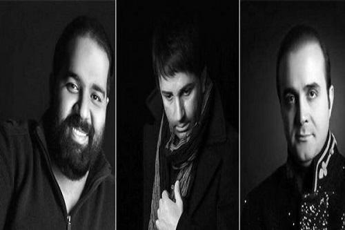 محکومیت علی لهراسبی، سینا سرلک و رضا صادقی به 2 سال حبس