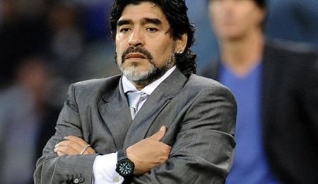 دیه گو آرماندو مارادونا , مارادونا