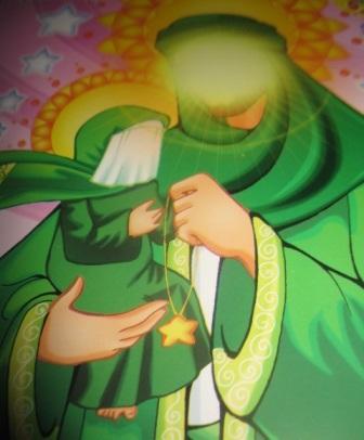 قصه کودکانه حضرت رقیه