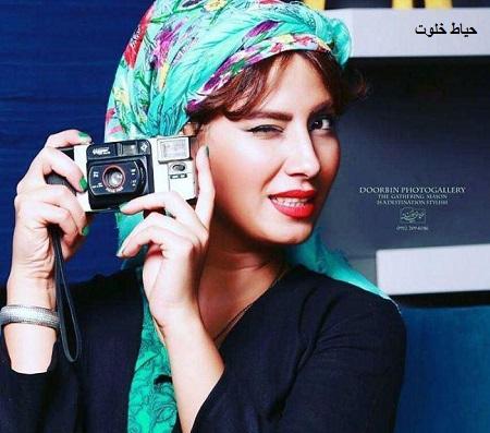 بیوگرافی و عکس های بهارک صالح نیا +همکاری با شبکه جم و کشف حجاب