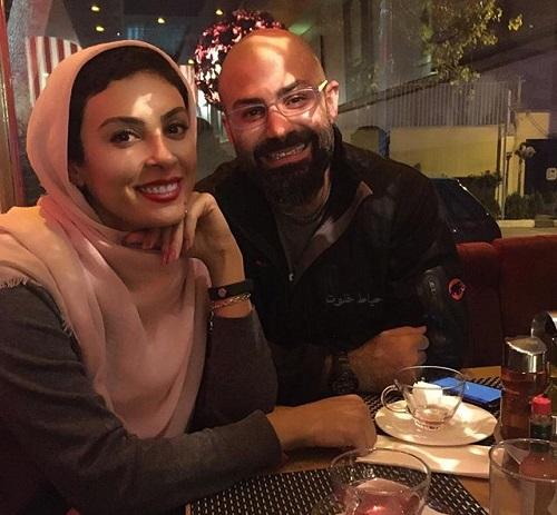 حدیثه تهرانی و همسرش, حدیثه تهرانی