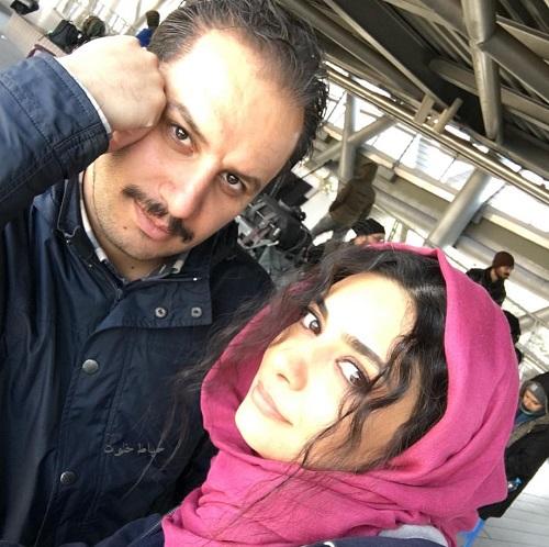 جواد عزتی در فیلم اکسیدان , لیندا کیانی در فیلم اکسیدان