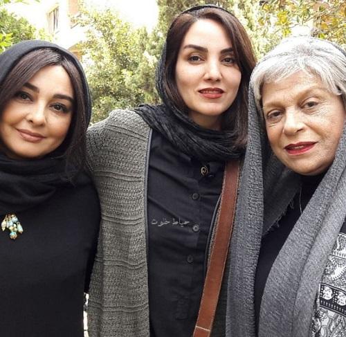 بازیگران  فیلم لس آنجلس تهران , گوهر خیراندیش