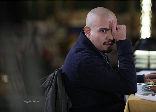 امیر کاظمی بازیگر سریال لیسانسه ها