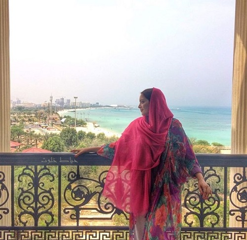 بهنوش طباطبایی , خلیج همیشگی فارس