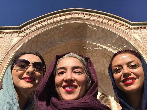 شبنم فرشادجو, هانیه توسلی, شربتی سریال شهرزاد
