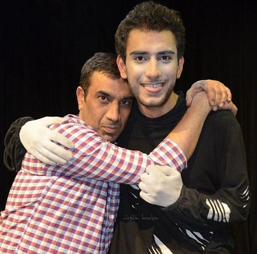 نصرالله رادش و پسرش