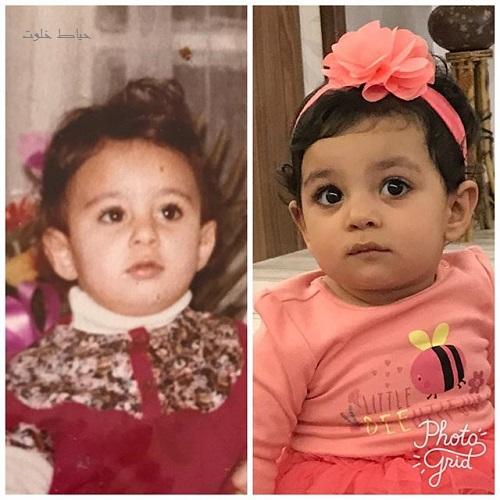 یکتا ناصر و دخترش , دختر یکتا ناصر