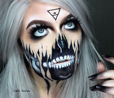 گریم های هالووین