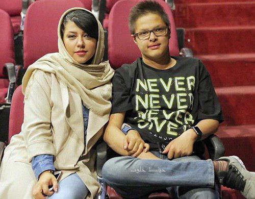 همسر و پسر شهاب حسینی