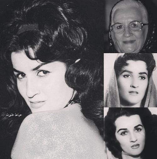 عکس های جوانی ملکه رنجبر