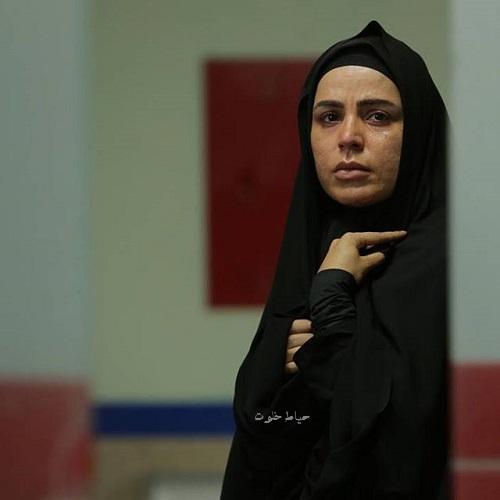 مهتاب شکریان در سریال هاتف