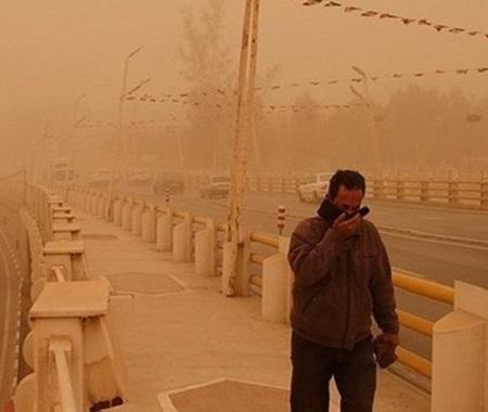 آلودگی هوا حیاط خلوت - در روزهای آلوده چگونه از چشمان خود مراقبت کنیم؟