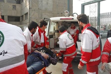 تصادف مرگبار خودرو زائرین ایرانی در عراق+عکس