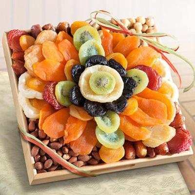 9 میوه خشک برای کاهش وزن و لاغری