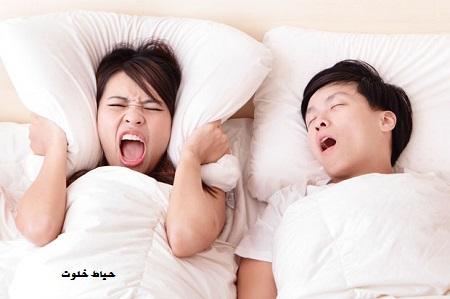 درمان خر و پف با این روش های خانگی