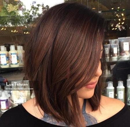 رنگ کردن مو با نسکافه