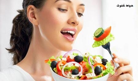 رژیم غذایی فوق العاده برای سلامت و زیبایی پوست