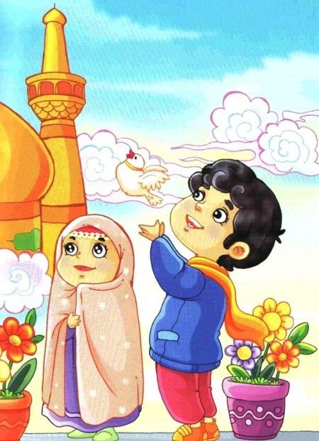 شعر کودکانه شهادت امام رضا