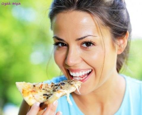 آیا سریع غذا خوردن موجب چاقی می شود؟