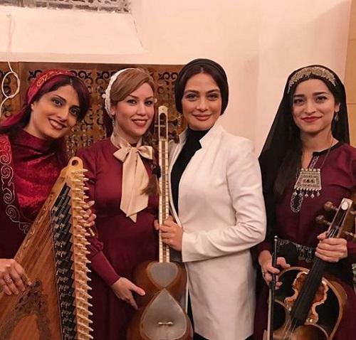 کنسرت بانوان 1 - عکس های دیدنی کنسرت بانوان در ایران
