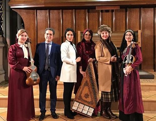 کنسرت بانوان 3 - عکس های دیدنی کنسرت بانوان در ایران