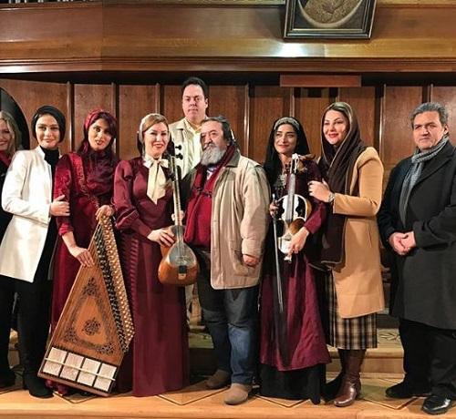 کنسرت بانوان 4 - عکس های دیدنی کنسرت بانوان در ایران