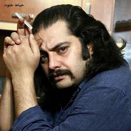 سامان سالور بعد از چند شب بیخوابی و نوشتن فیلم نامه