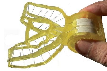 نخ دندان سه بعدی هم اختراع شد!+عکس