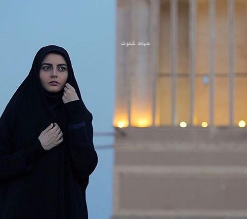 afsane kamali hayatkhalvat com 3 - افسانه کمالی / زندگینامه و عکس های جدید افسانه کمالی