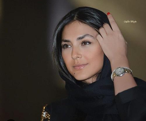عکس جدید هدی زین العابدین