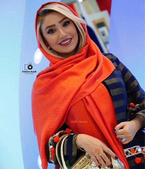 عکس جدید مهسا کاشف
