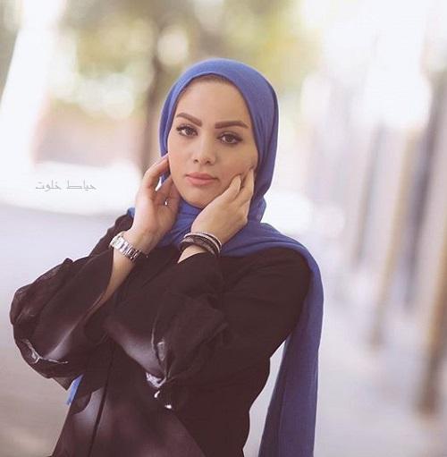 عکس جدید مبینا نصیری