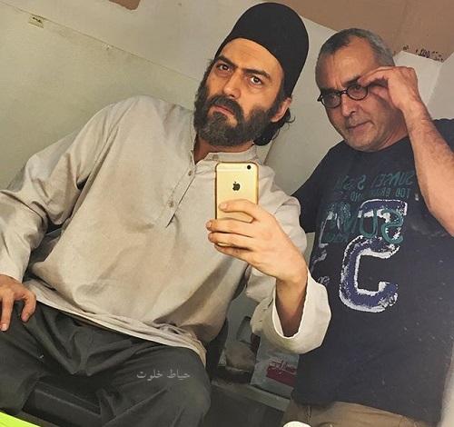 نیما شاهرخ شاهی در فیلم آتش و قداره