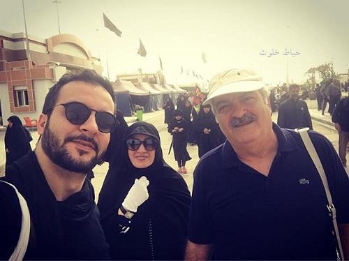 محمد سلوکی , پیاده روی اربعین