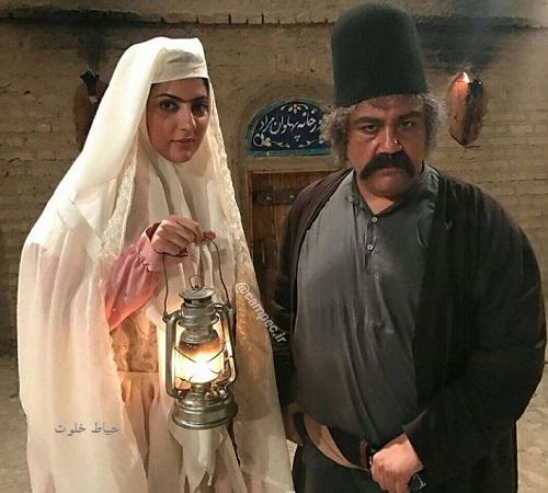 مهران غفوریان, هلیا امامی