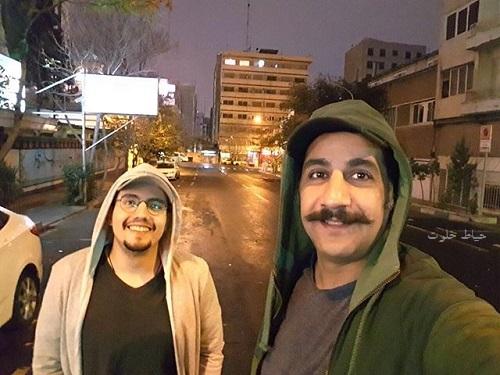 امیر کاظمی و محمد نادری