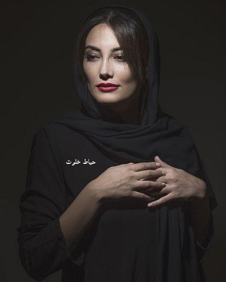 عکس مهسا باقری بازیگر سریال آسپرین