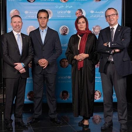 مهتاب کرامتی تولد علی کریمی را تبریک گفت