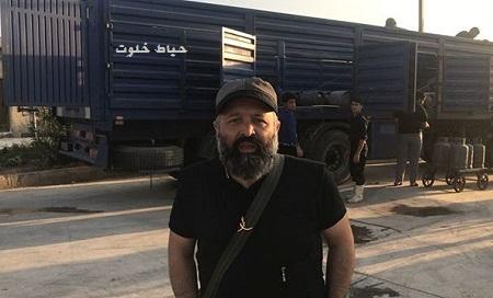 سید علی صالحی در مناطق زلزله زده