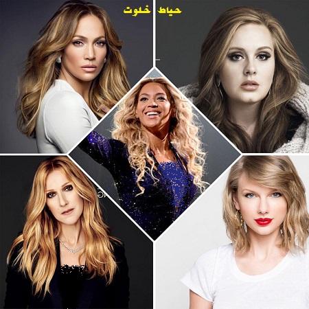 honarmandan112 hayatkhalvat com 11 - لیست پردرآمدترین خواننده های زن هالیوود در سال ۲۰۱۷