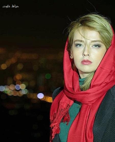 عکس های نازنین فلاحی بازیگر جوان سینما